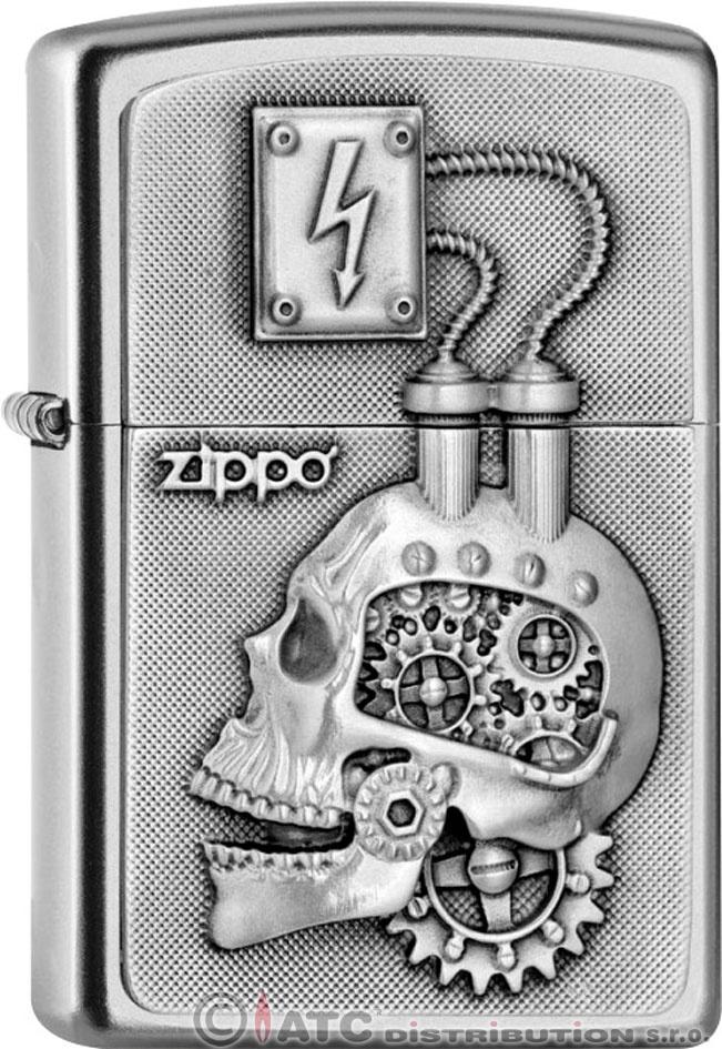 Benzínový zapalovač Zippo 20417