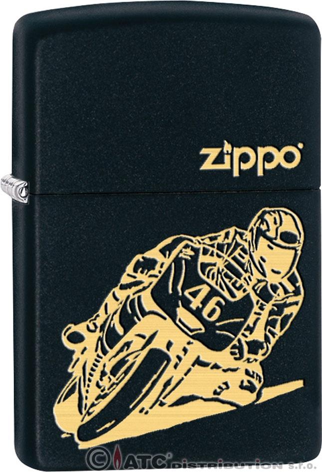 Benzínový zapalovač Zippo 26808 (Benzín zdarma.)