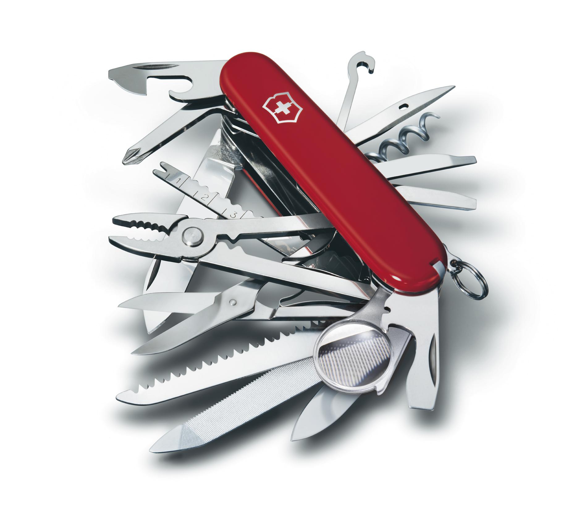 Kapesní nůž Victorinox SwissChamp