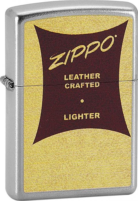 Benzínový zapalovač Zippo Leather 1950 20381