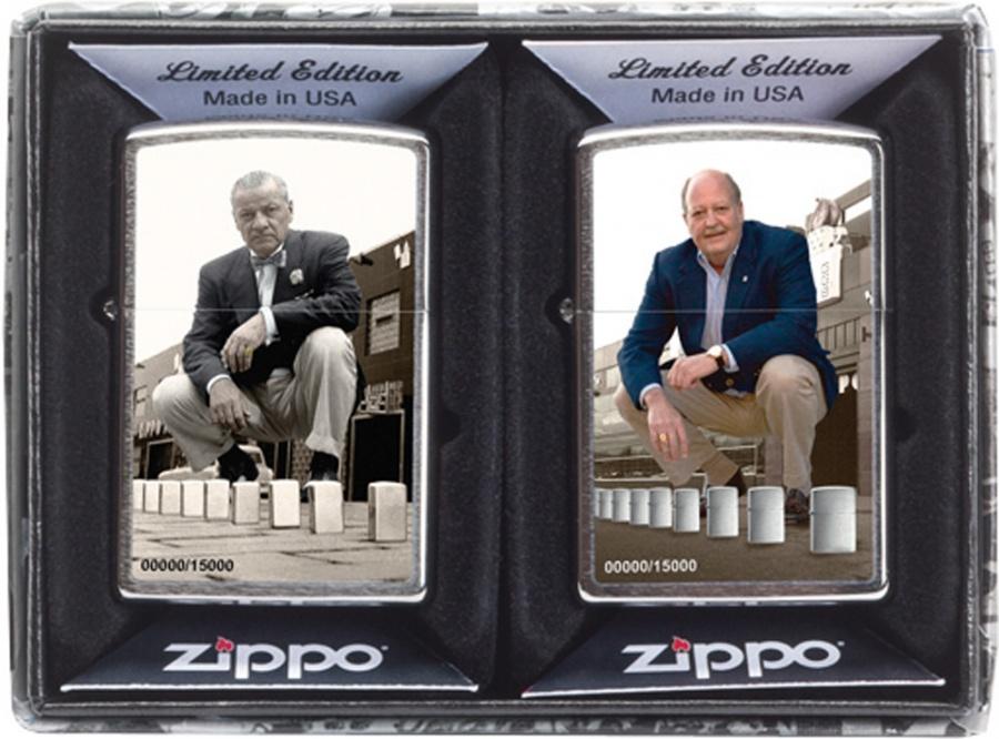 Benzínový zapalovač Zippo Series in Time 21733 (Benzín Zdarma)