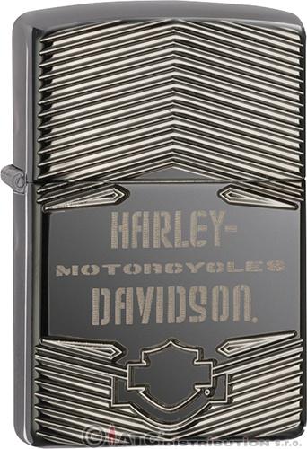 Zapalovač Zippo HARLEY DAVIDSON 25014 (Benzín zdarma)
