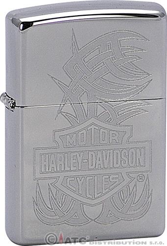 Zapalovač Zippo HARLEY DAVIDSON 22011 (Benzín zdarma)