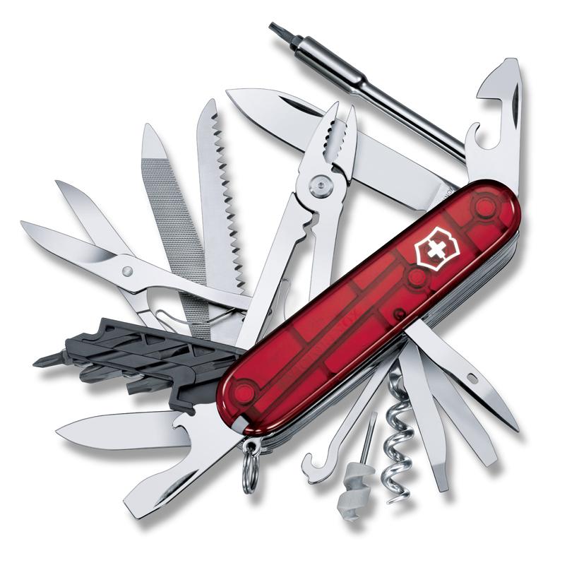 Kapesní nůž Victorinox Cyber Tool 41