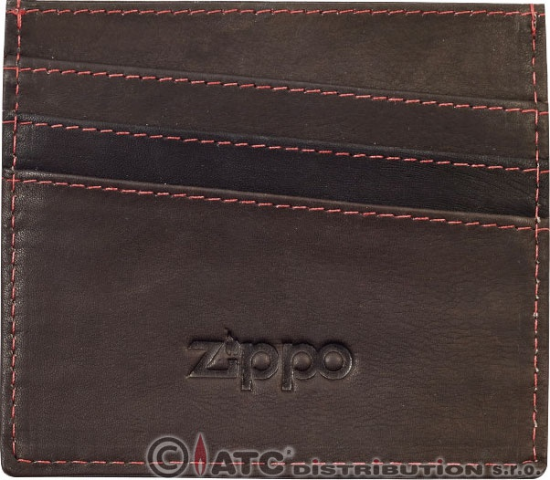 Kožené pouzdro na kreditní karty 44109