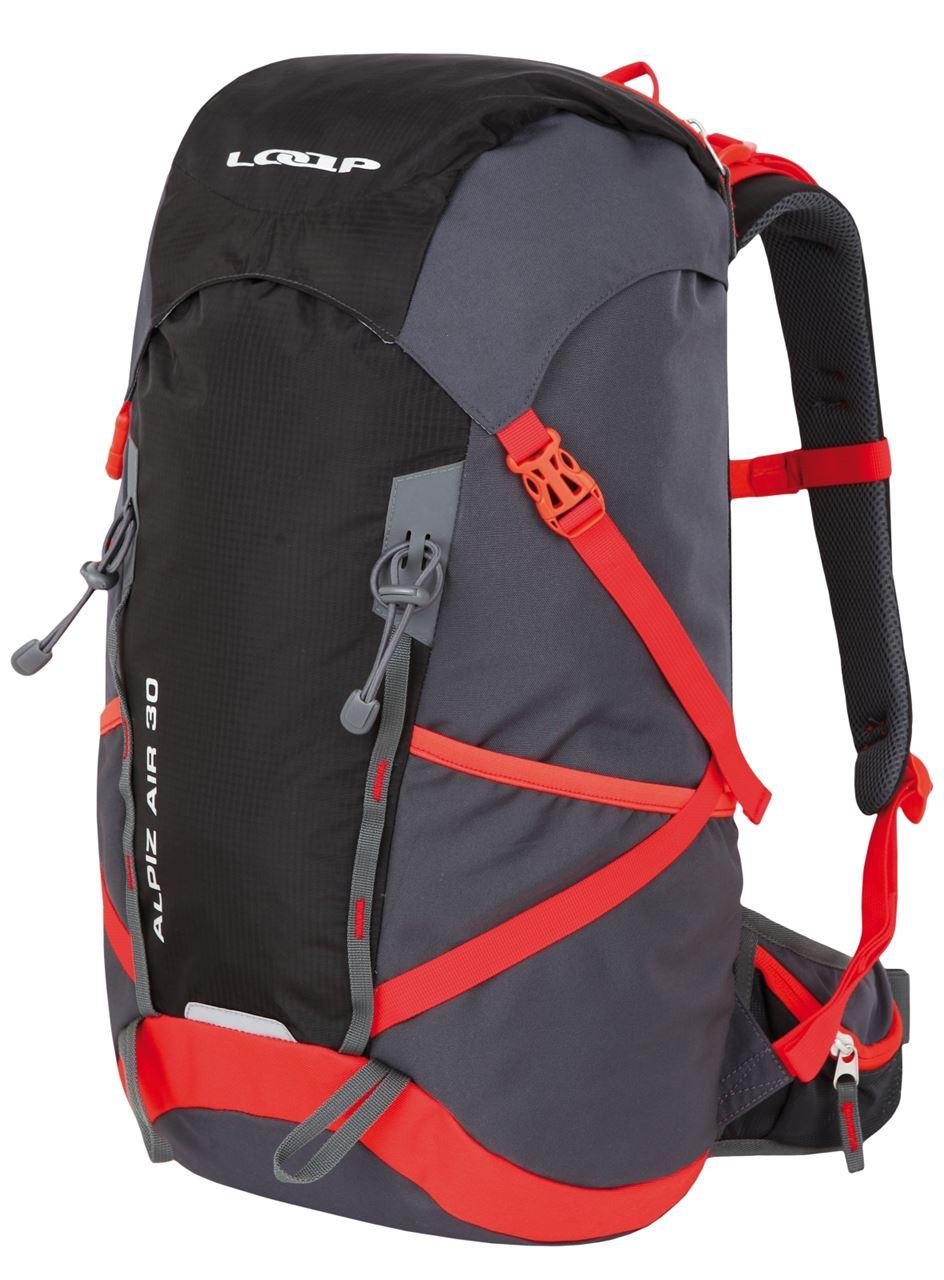 ALPIZ AIR 30 turistický batoh šedá