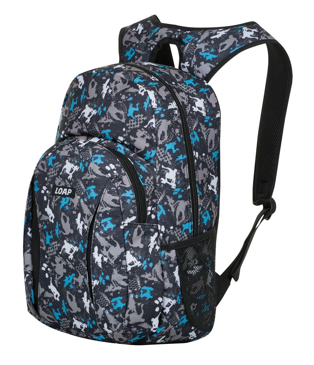 Městský batoh ASSO černá