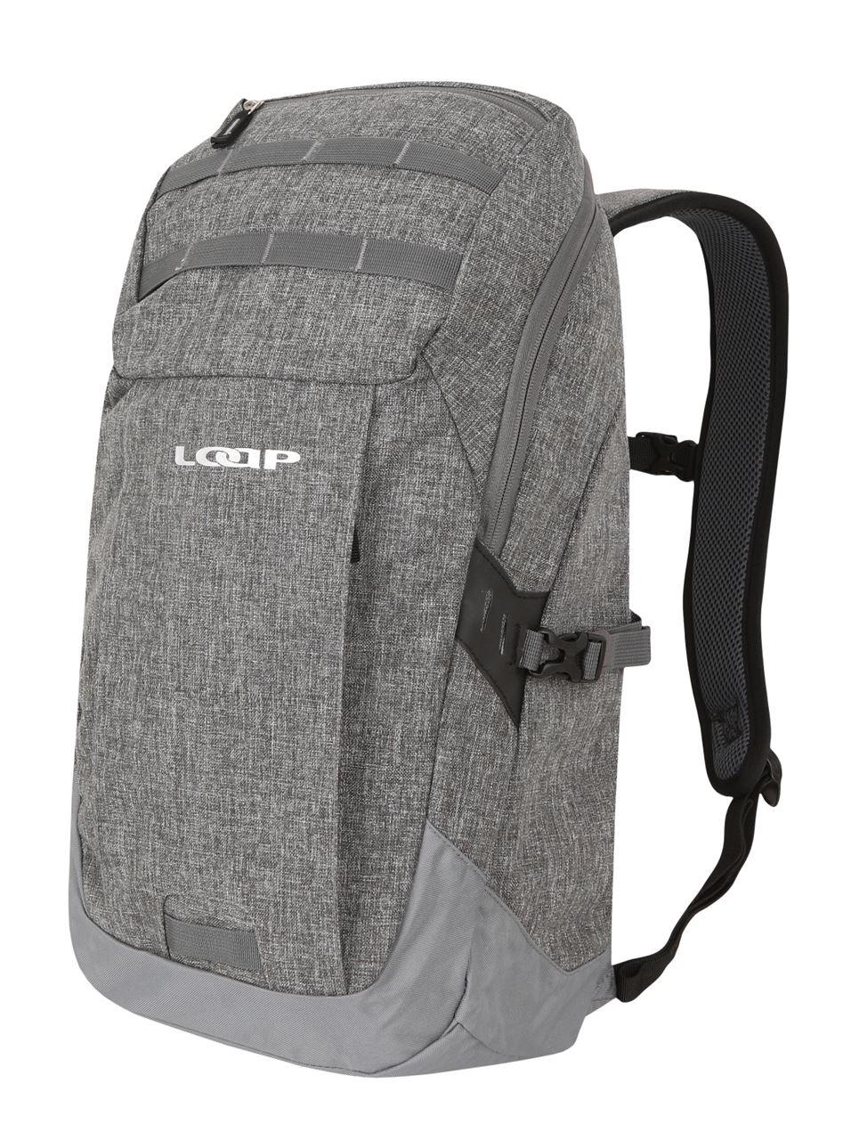 Městský batoh COSSAC šedá
