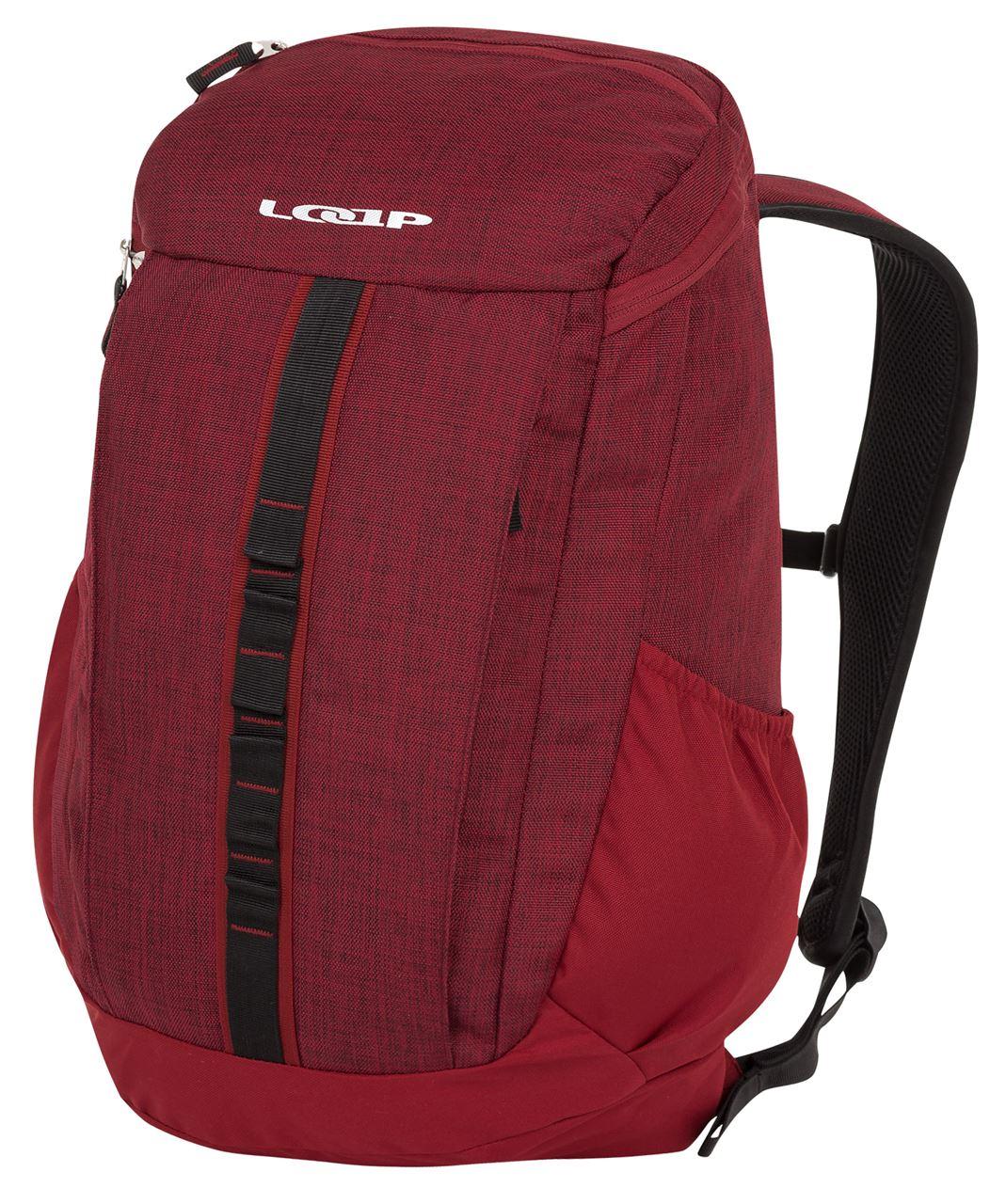Městský batoh BUSTER červená