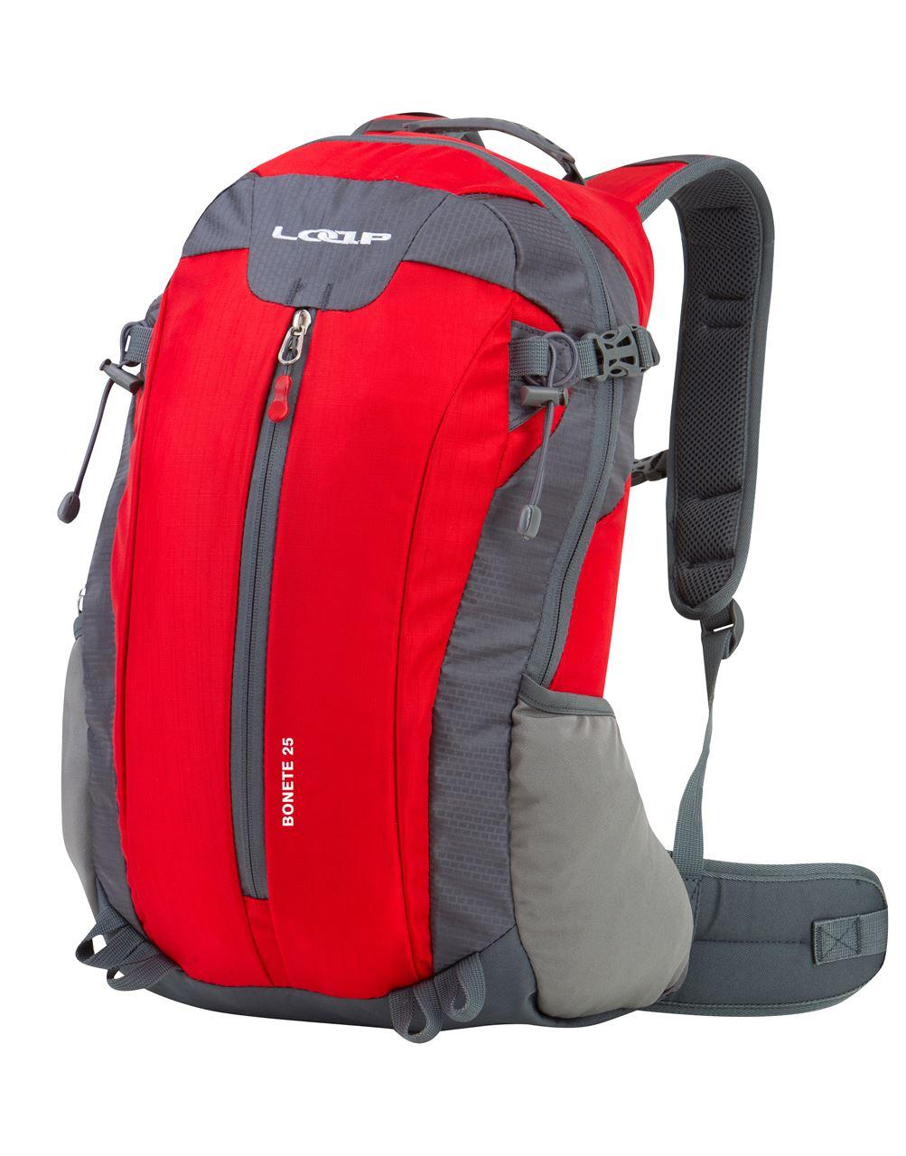 Turistický batoh BONETE 25 červená