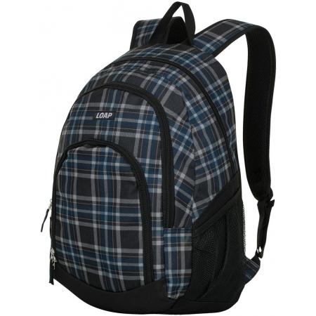 ORSY školní batoh černošedá
