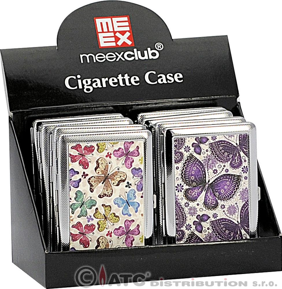 MEEX pouzdro na cigarety slim 40119