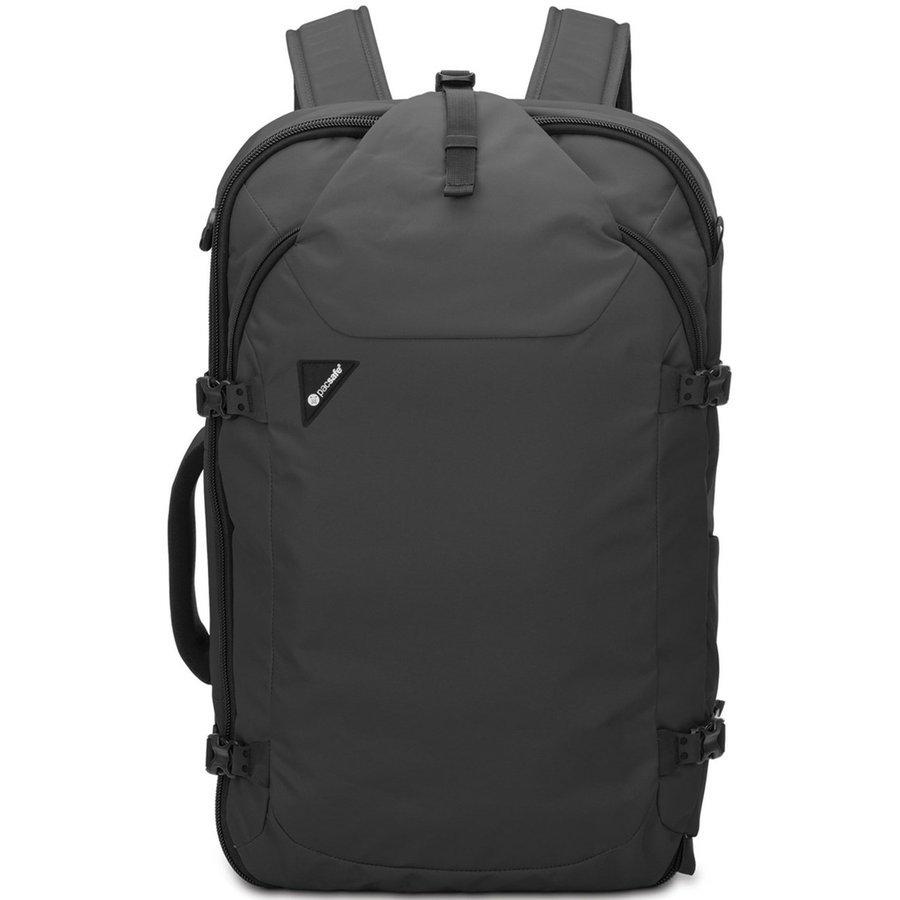 Batoh VENTURESAFE EXP45 CARRY-ON TRAVEL PACK black