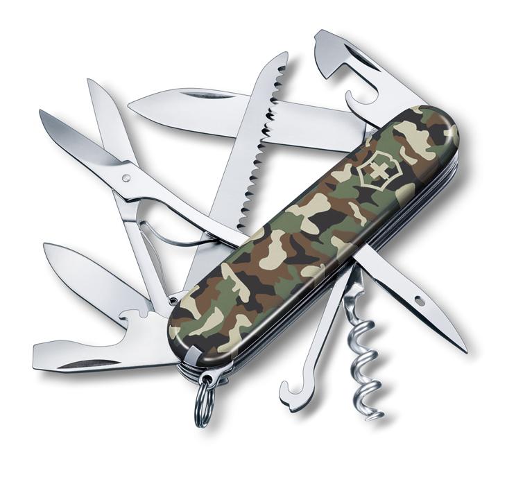 Kapesní nůž Victorinox Huntsman se vzorem