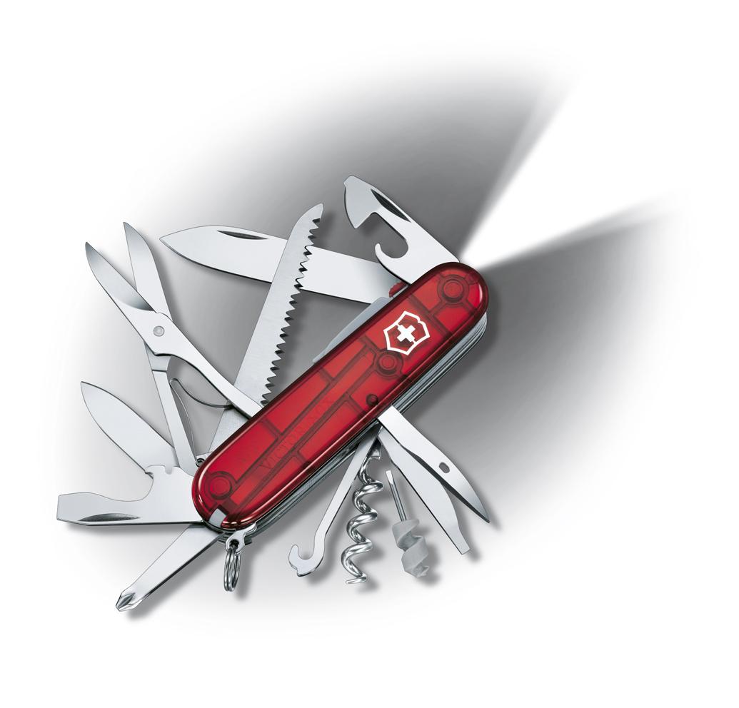 Kapesní nůž Victorinox Huntsman Lite