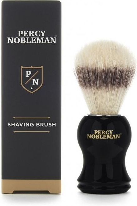 Percy Nobleman Štětka na holení s přírodními štětinami pro muže