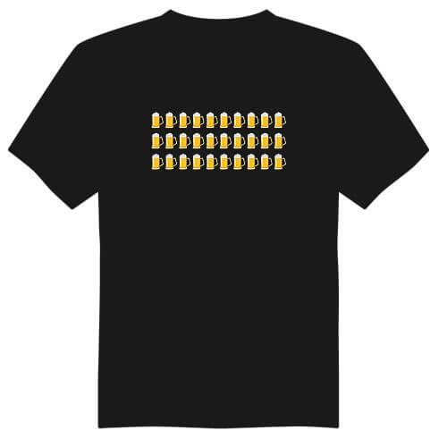 Pánské tričko k 30. narozeninám - půllitry