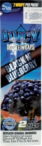 Blunty Juicy Jay's Black n' Blueberry 01676