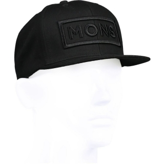 Kšiltovka CONNOR CAP black