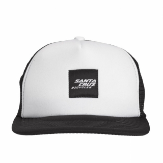 Kšiltovka FLIPPER TRUCKER white