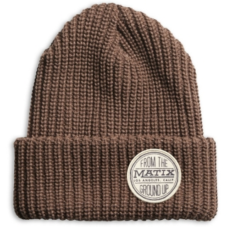 Kulich LOCAL 00 BEANIE brown