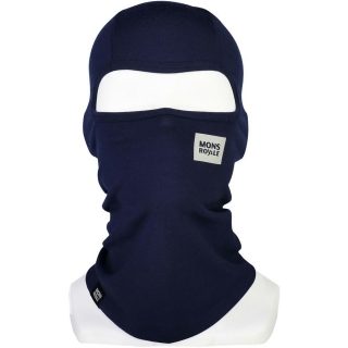 Merino kukla COLD DAYS BALACLAVA navy