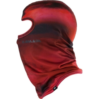 Kukla TRAIL BALACLAVA red resin